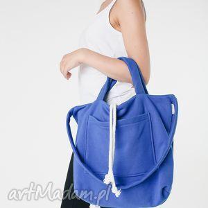 torba dzianinowa worek kobatowa, dzianinowa, worek, duża, pojemna torebki