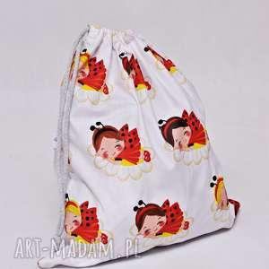 dla dziecka worek na buty kapcie do przedszkola szkoły szkolny