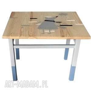 stolik, stolik-dla-dziecka, pokój-dziecka, stolik-handmade