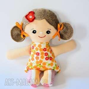 Cukierkowa lala (S) - Wandzia 30 cm, cukierkowa, lalka, urodziny, folk, dziewczynka