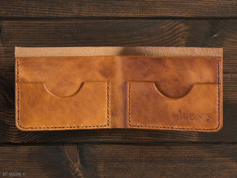 hand-made portfele bifold