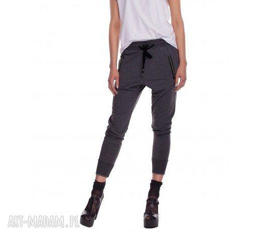 hand-made spodnie spodnie basic