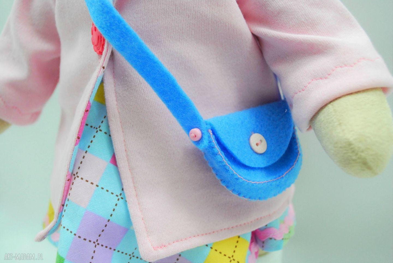 handmade zabawki zajączek tilda