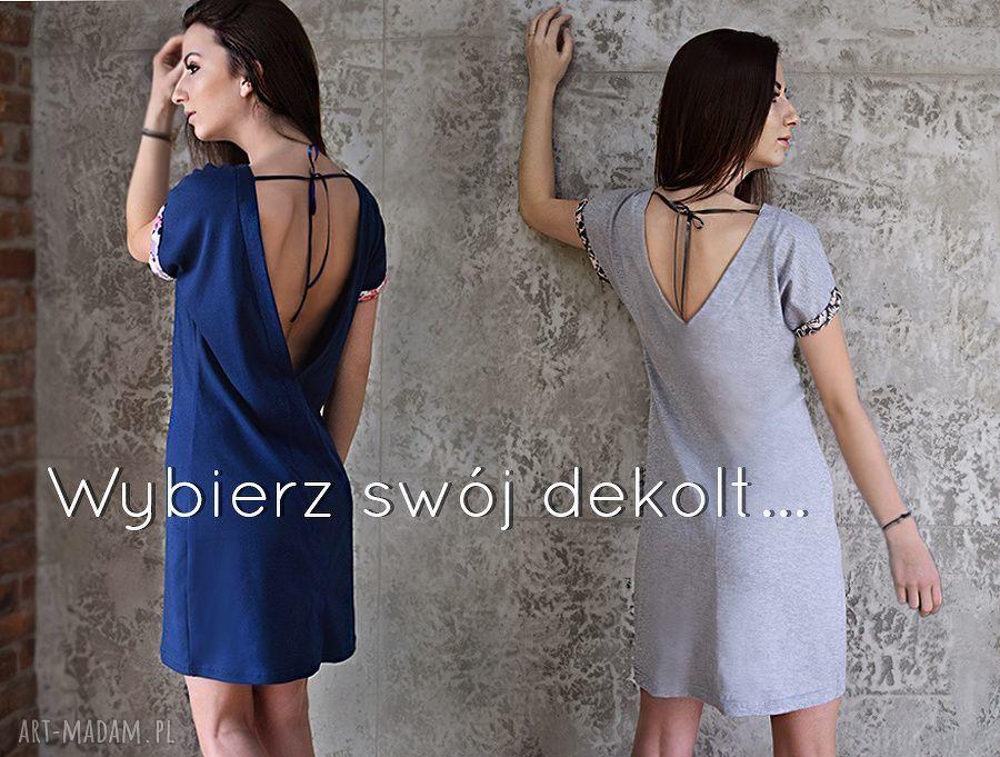 handmade sukienki sukienka designe yourself 100%
