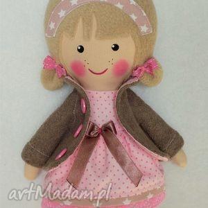 Prezent malowana lala amanda, lalka, zabawka, przytulanka, prezent, niespodzianka