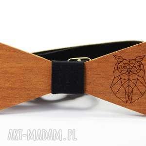 The Bow Bow Ties? Muszka drewnina