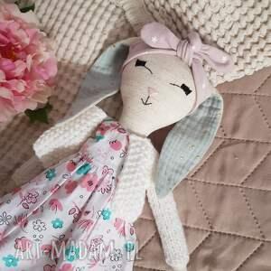 maart tilda króliś lala materiałowa, dla dziewczynki, córki, lalka