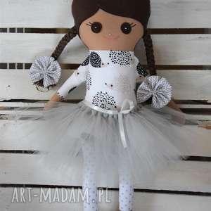 hand made lalki szmacianka, szmaciana lalka w tutu