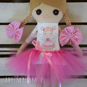 ręcznie robione lalki szmaciana mini laleczka, szmacianka