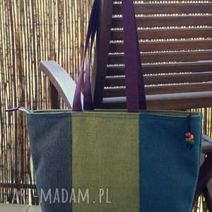 Prezent Torba na ramię, torba, kaktusy, prezent, shopper, miejska, koraliki