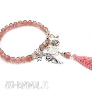 handmade eozyna /gypsy/ 25 -06 -19 / - bransoletka