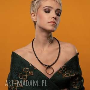 hand made naszyjniki sis - a collection   nowoczesny naszyjnik biżuteria artystyczna