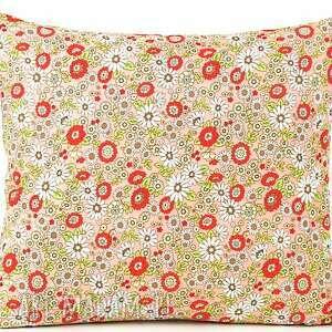 poszewka dekoracyjna na poduszkę 40x45cm - kwiaty, poduszka, poszewka, prezent