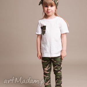 legginsy moro dziecięce, moro, legginsy, baggy, dziewczynka, spodnie, military