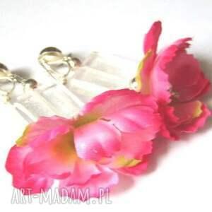 podniósł mi ciśnienie koles przez trąbienie, kwiaty biżuteria