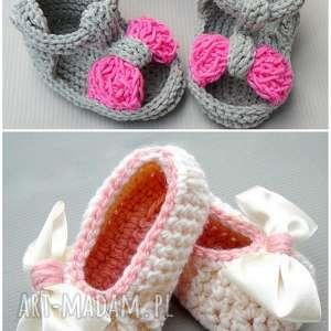 zamówienie p katarzyny, buciki, sandały, baleriny, prezent, niemowlę