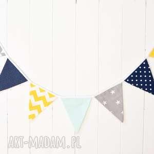 girlanda - girlanda, flagi, proporczyki, dekoracja, zawieszka, trójkąty