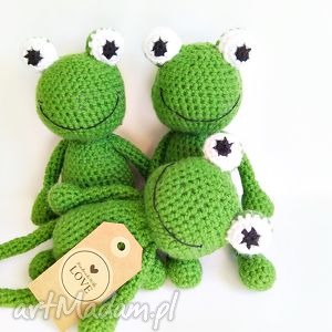 Żabka Mała, żabka, żabki, żaba, maskotka, zabawka