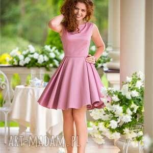 Sukienka w stylu Audrey Hepbur rozmiar od 34 do 42, ślub, wesele, fashion, mini