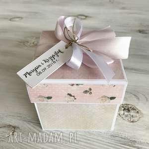 Prezent Pudełko z niespodzianką - na ślub, pudełko, ślub