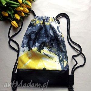 wyjątkowy prezent, bbag plecak painter, plecak, worek, rower, torba