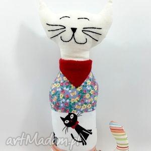 pod choinkę prezent, kot wesołek 2, przytulanka, maskotka, dziecka