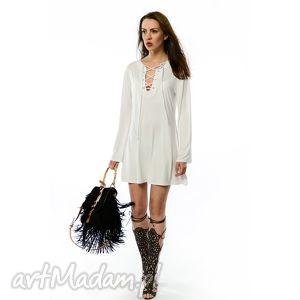 Nr 1- Sukienka mini/tunika, sukienka, tunika, lato