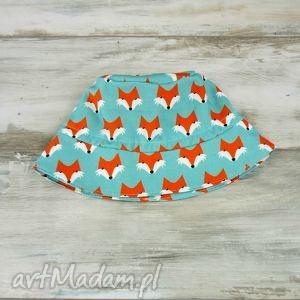 ręczne wykonanie dla dziecka kapelusz dla dziecka, liski