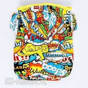 zwierzaki bluza z kapturem dla psa, bluza, kapturem, modna, pies, zwierząt dom
