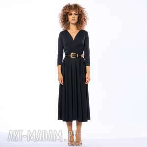 sukienki amelia black - sukienka, koktajlowa, wieczorowa, elegancka