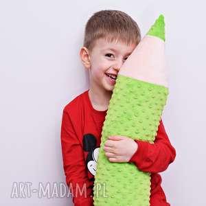 kredka minky, poduszka dla dziecka, zagłówek dla dziecka, ochraniacz, duża