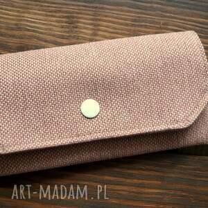 portfele materiałowy portfelik, portfel, portmonetka, prezent, zakupy, polski