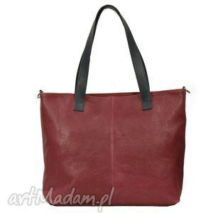 Prezent wygodna torba na ramię ze skóry , torba, torebka, prezent, wygodna, a4