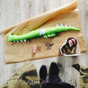 krokodyl eliot - ,krokodyl,eliot,maskotka,pluszak,dziecko,dzieńdziecka,
