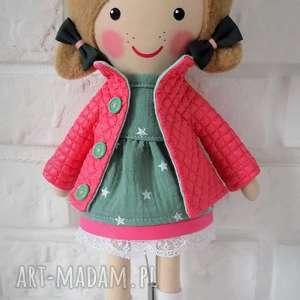ręcznie wykonane lalki malowana lala matylda
