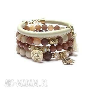 caramel and ivory /17-10-21/ set, kamienie, minerały, zestaw, komplet, ki ka