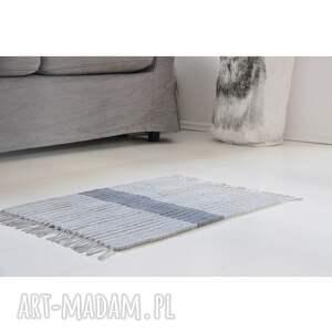 wyjątkowy prezent, dywanik łazienkowy, chodnik bawełniany, ze sznurka