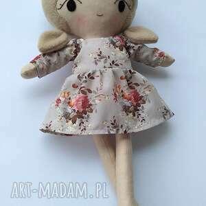 lalki lalka przytulanka martynka, 45 cm, lala, przytulanka, maskotka, prezent