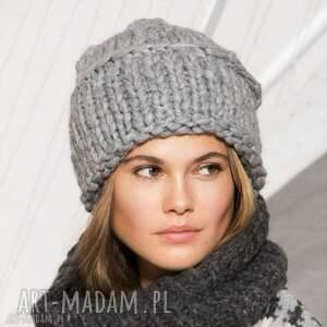 czapka nenana, czapka, ciepła, gruba, zimowa, prezent, ręczna robota