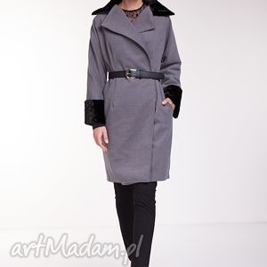 Płaszcz leonor płaszcze pawel kuzik moda