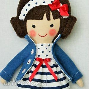 malowana lal antonia, lalka, zabawka, przytulanka, prezwnt, niespodzianka, dzecko