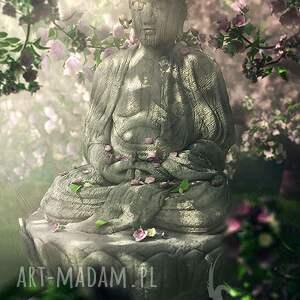 Prezent Obraz - Budda płótno orientalny, obraz, płótno, budda, orient
