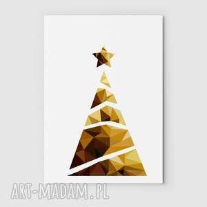 święta prezent Choinka, choinka, święta, prezent, dom, lowpoly,