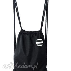borba czarny nieprzemakalny plecak, nieprzemakalny, miejski, prosty, basic