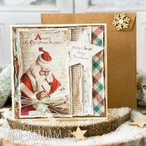 jedna z najpiękniejszych i najbardziej wyjątkowych kartek bożonarodzeniowych