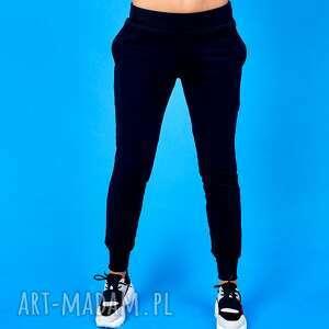 spodnie czarne dresowe, spodnie, damskie