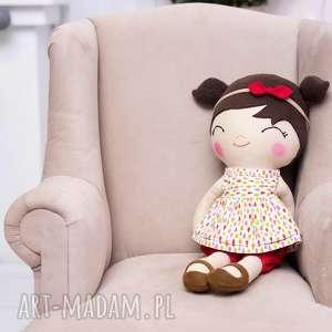 ukocha lala, prezent, przytulanka, dla dziewczynki, dziecko, doll lalki