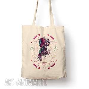 torba - magical owl, eko, bawałen, torba, zakupy, prezent, unikalne