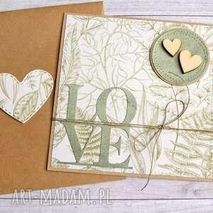 love kartka ślubna, miłosna, love, miłość, natura, las