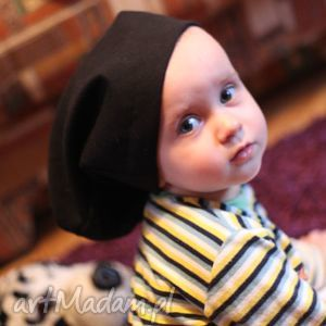 Mamo, chcę taką samą czapki ruda klara